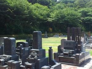 松戸中央霊園1区一般墓地