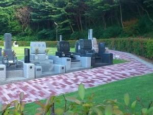 松戸中央霊園 1区 一般墓地