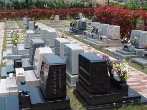 3区芝生墓地