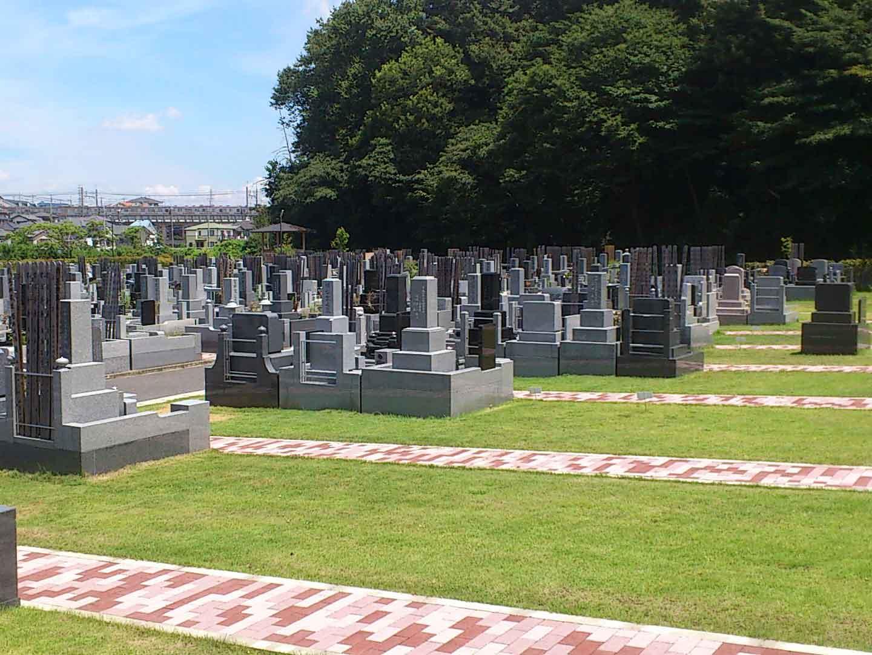 1区 一般墓地