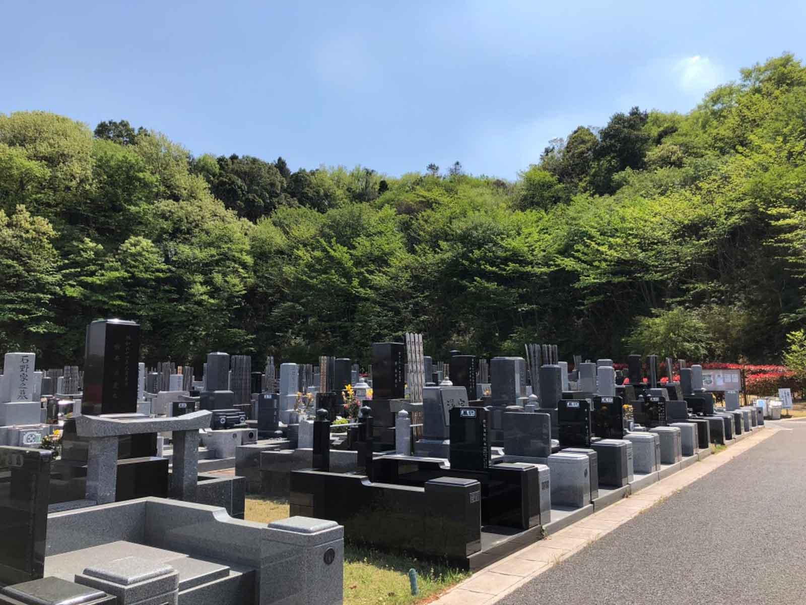2区 一般墓地